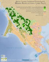 san francisco land use map 22 best maps marin county sf bay area images on