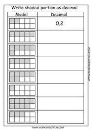 convert between percents fractions and decimals u2013 8 worksheets
