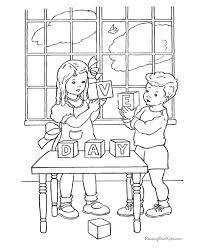 veterans coloring pages 008
