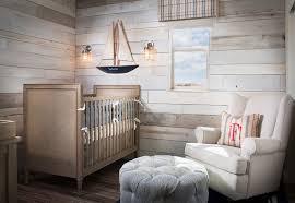 babyzimmer landhaus wandpaneele aus holz weiß lasieren 35 ideen fürs landhaus