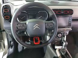 2017 citroen c3 aircross dashboard driver side indian autos blog