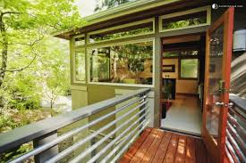 Tree House Home by Tree House Rental Seattle Glamping Hub