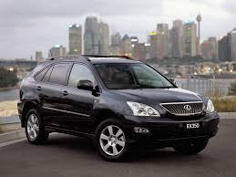 lexus rx lc lexus rx 350 au spec xu30 u00272006 u201309