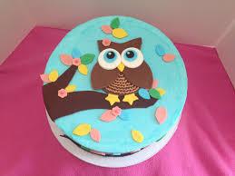 owl cake the sugar owl cake