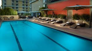 pools in los angeles omni los angeles hotel