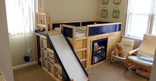 Ikea Bed Slats Hack One Dad Hacked Ikea To Make The Ultimate Kids U0027 Bed On The Cheap