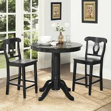 apartment size dining room sets dining room cozy counter height dinette sets for your dining