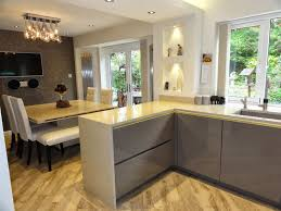 Kitchen Cabinet Interiors Grey Kitchen Cabinets Design Home Design Ideas