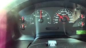 2006 ford f150 4 2l v6 5 speed manual 0 60 mph 2nd run youtube