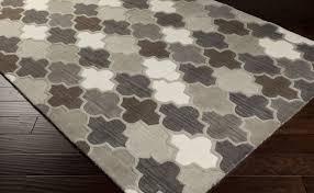 brown and tan area rug enjoyable inspiration brown and grey area rugs plain ideas surya