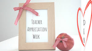 teacher appreciation gift ideas youtube