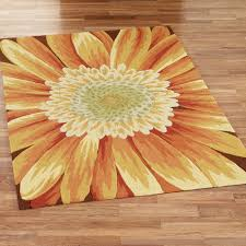 Decorative Kitchen Floor Mats by Lovely Rectangular Sunflowers Tapestry Rug Floral Kitchen Rugs On
