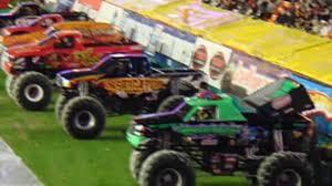 Monster Jam Monster Truck Show In Miami 2007 Video Dailymotion
