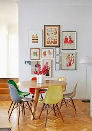 Dining Room Furniture And Ideas To Make Your Space Pop Junk Mail - Retro dining room