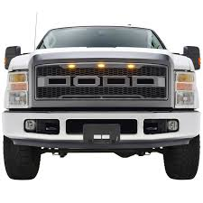 Ford Raptor Grill Lights - amazon com paramount restyling 41 0161 raptor style packaged