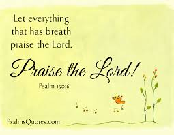 Psalms Of Praise And Thanksgiving Psalms Of Praise