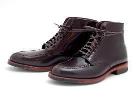 alden 8 shell cordovan norwegian split toe boots men boots