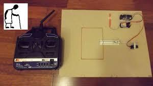 simple rc electric door lock youtube