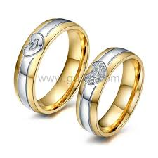engagement couples rings images Engagement gold rings for couples sparta rings jpg