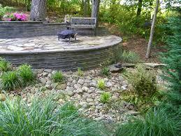 dry creek beds aca landscaping
