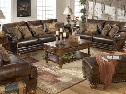 Leather Pillows For Sofa by Sofa 26 Appealing Traditional Brown Bonded Leather Sofa