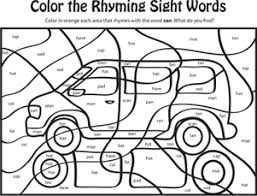 learning rhyming words can worksheet education com