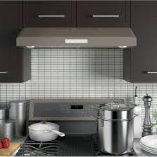ge pvx7300 30 inch under cabinet range hood with 400 cfm 4 speeds