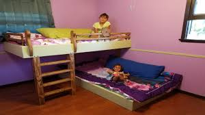 diy bunk beds youtube diy bunk beds