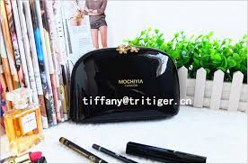 Professional Makeup Carrier Cheap Leather Travel Cosmetic Bag Women Toiletry Bag Professional