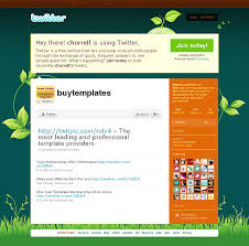 best twitter themes download