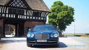 blue bentley 2017 2016 bentley flying spur review lavish is an understatement