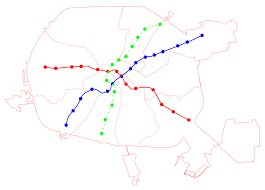 Redline Metro Map by File Minsk Metro On Map Perspective 3 Lines Svg Wikimedia Commons