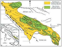 Brindisi Italy Map by Structural Architecture And Discrete Fracture Network Modelling Of