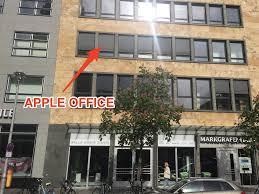 apple hat ein mysteriöses geheimbüro u2014 es befindet sich mitten in