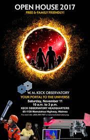 keck observatory open house 2017 w m keck observatory