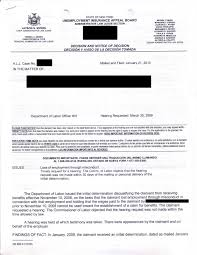 Disability Appeal Letter A Lawyer U0027s Blog Jon Michael Probstein Esq August 2010