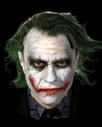 joker heath ledger by paulmellender on deviantart