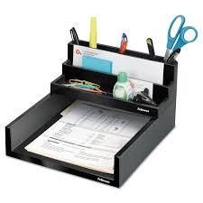 Desk Organizer Tray by Designer Suites Desktop Organizer By Fellowes Fel8038901
