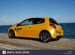 renault megane sport 2007 renault clio sport 2007 stock photo royalty free image 19500015