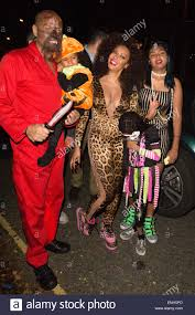 Scary Family Halloween Costumes by Jonathan Ross U0027 Halloween Party Arrivals Mel B Arrives With Her