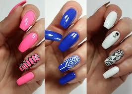 3 easy accent nail art ideas