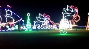 Oglebay Christmas Lights by Ocean City Md Winter Fest Of Lights 2016 Merry Christmas Youtube