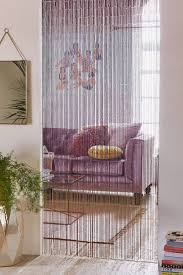Pink Hanging Door Beads by Best 25 Bamboo Beaded Curtains Ideas On Pinterest Bead Curtains