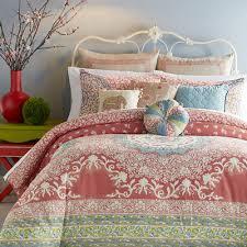 Echo Jaipur Comforter Jessica Simpson Home Amrita Medallion 400 Thread Count 100 Cotton