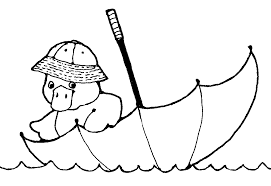 motherly fish and baby colouring page picolour