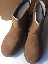 ugg bryce womens 1009177 blk ugg australia s ankle boots us size 7 ebay