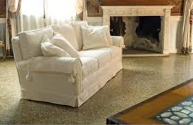 revetement canapé canapé contemporain en tissu en cuir avec revêtement amovible