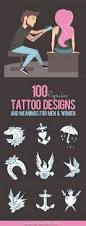 100 popular tattoo designs and meanings for men u0026 women