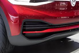 volkswagen u0027s id crozz looks electrifying in red cnet page 22