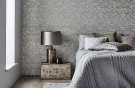 pure wallpapers collection by morris u0026 co monochrome wallpapers